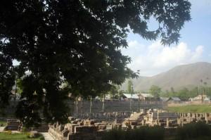 Ruins of Avantipura Temples